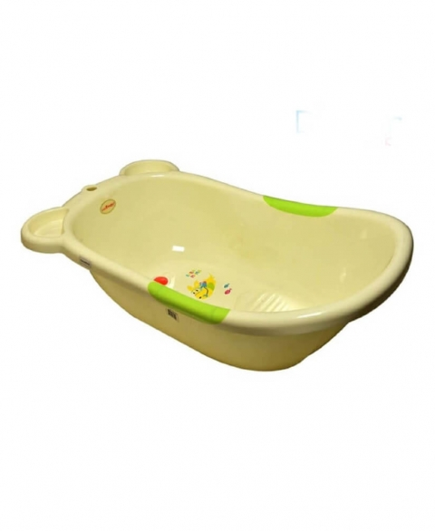 Cute & Naughty Baby Bath Tub - Solid Colour
