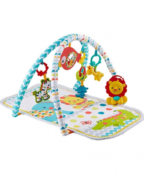 Fisher-Price® Colourful Carnival 3-in-1 Musical Activity Gym