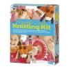 4M Kidzmaker  Adorable Scarf Knitting Set