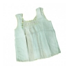 Kids Joy Baby frock Sleeveless with Smocking (3 Pieces)