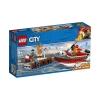 LEGO® City Dock Side Fire LG60213
