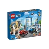 lego® dcity police station