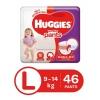 Huggies Wonder Pants Size L 46 Pcs