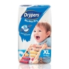 Drypers  Wee Wee Dry Size XL 50 Pcs Pack