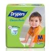 Drypers Classic Pant Size M 58 Pcs Pack