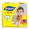 Drypers Classic Size M 72 Pcs Pack