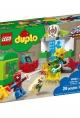 LEGO® DUPLO®  Spider-Man vs Electro construction toy