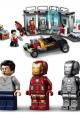 lego® marvel avengers iron man armoury