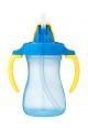 Pigeon Petite Straw Bottle 150ml (Hanging Type) BLUE