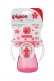Pigeon Petite Straw Bottle 150ml (Hanging Type) PINK