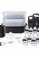 Tommee Tippee Closer To Nature Complete Feeding Kit - Black