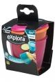 Explora Pop Up Weaning Pot - 2 Colours 4m+